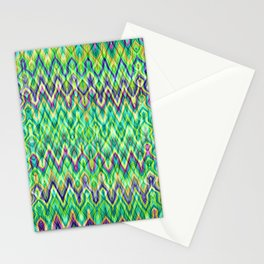 Missoni Style Mint Stationery Cards