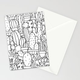 Cool as a Cactus Stationery Cards