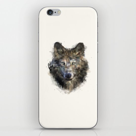 Wolf // Secure iPhone & iPod Skin