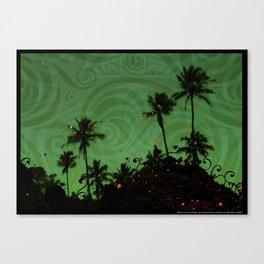 Coqueiros Canvas Print
