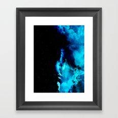 Liquid Infinity Framed Art Print