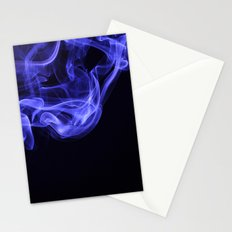 i don't smoke Stationery Cards