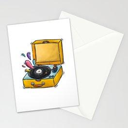 music days Stationery Cards