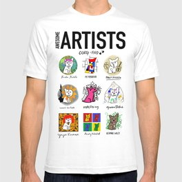 Corgified Artists T-shirt