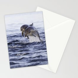 Double breach Stationery Cards