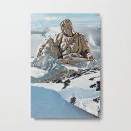 Pilgrimage Metal Print