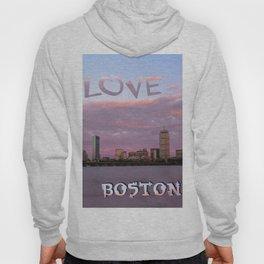 Love Boston Hoody