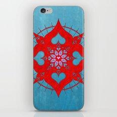 lianai redstone iPhone & iPod Skin