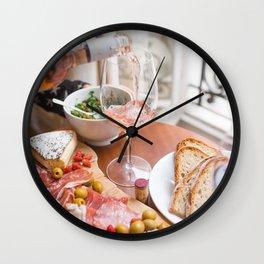 Paris 21 Wall Clock