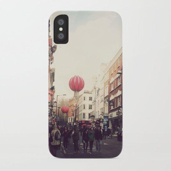 Chinatown , London. iPhone Case