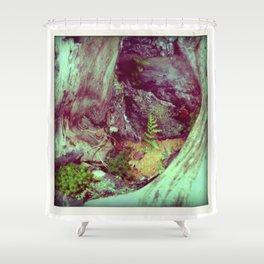 surprise Shower Curtain
