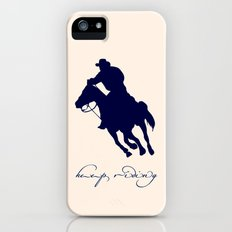 Cowboy Outlaw iPhone (5, 5s) Slim Case