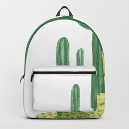 Classic Desert Cactus Backpack