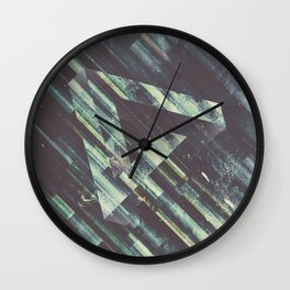 Nothing is possible Wall Clock