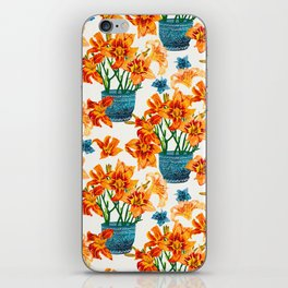 Lily Blossom iPhone Skin