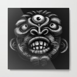 Orcus Metal Print