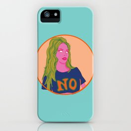 GIRL! iPhone Case