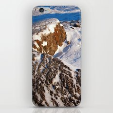 Rock, Snow, & Sky iPhone & iPod Skin