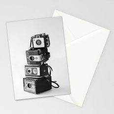 Camera Stack Stationery Cards