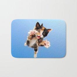 Here Kitty! Bath Mat