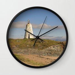 Twr Bach Lighthouse Wall Clock