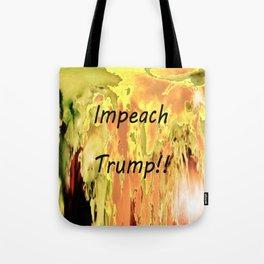Impeach Trump! Tote Bag