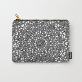 Karma Garden Mandala 2 Carry-All Pouch