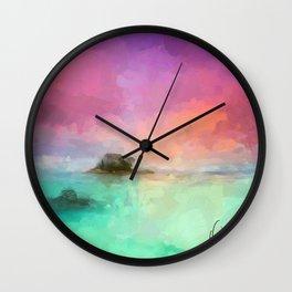Tenerife Wall Clock