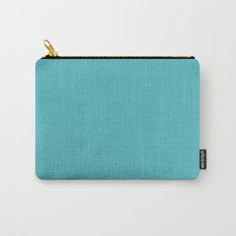 Tiffany Blue, yep that's the colors name! Carry-All Pouch