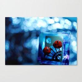 A gift Canvas Print