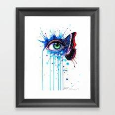 -Fragile Soul- Framed Art Print