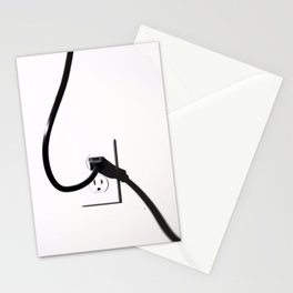 Male and Female Stationery Cards