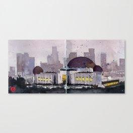 J Paul Getty Museum  Canvas Print