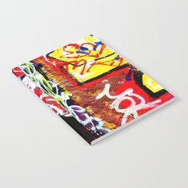 Grafitti Notebook