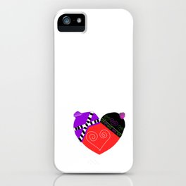 Siab Hmong - Heart of Hmong iPhone Case