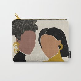 Black Love No. 1 Carry-All Pouch