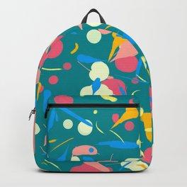 Paint splashes Backpack