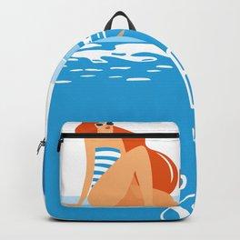 Enjoy Summer #2 Backpack