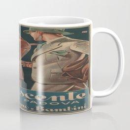 Vintage poster - La Rinascente Coffee Mug