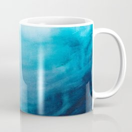 Dive into the deep blue sea Coffee Mug