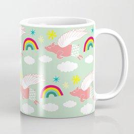 Pigs Can Fly! Coffee Mug