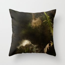 Enigma No. 2 Throw Pillow