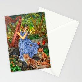 Marigold Sonata Stationery Cards