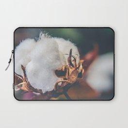 Cotton Flower Laptop Sleeve