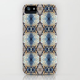 Denim by the Sea iPhone Case