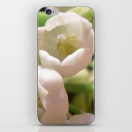 Lily of the valley iPhone Skin