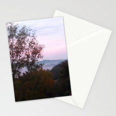 Mist of Dawn Stationery Cards