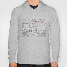 Math Cheat Sheet Hoody