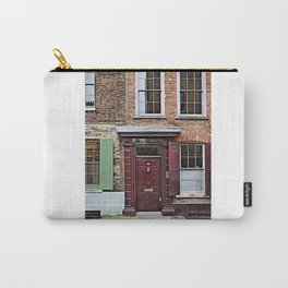 London England Architecture. Jack The Ripper Neighborhood. Carry-All Pouch
