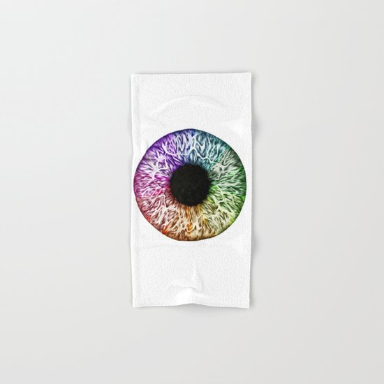 Eye of the World Hand & Bath Towel